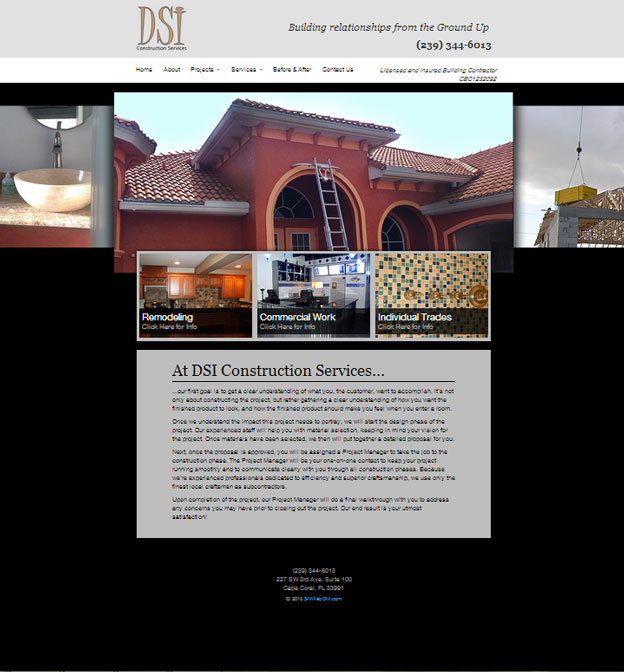 DSI Construction Services