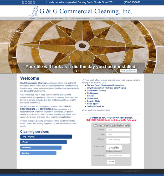 G & G Cleaning