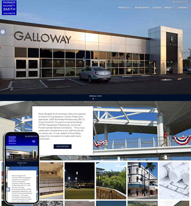 Parker / Mudgett / Smith Architects, Inc