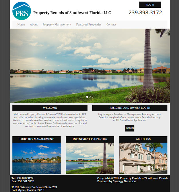 Property Rentals & Sales of SW Florida