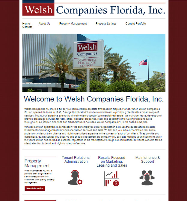 Welsh Companies Florida, Inc.